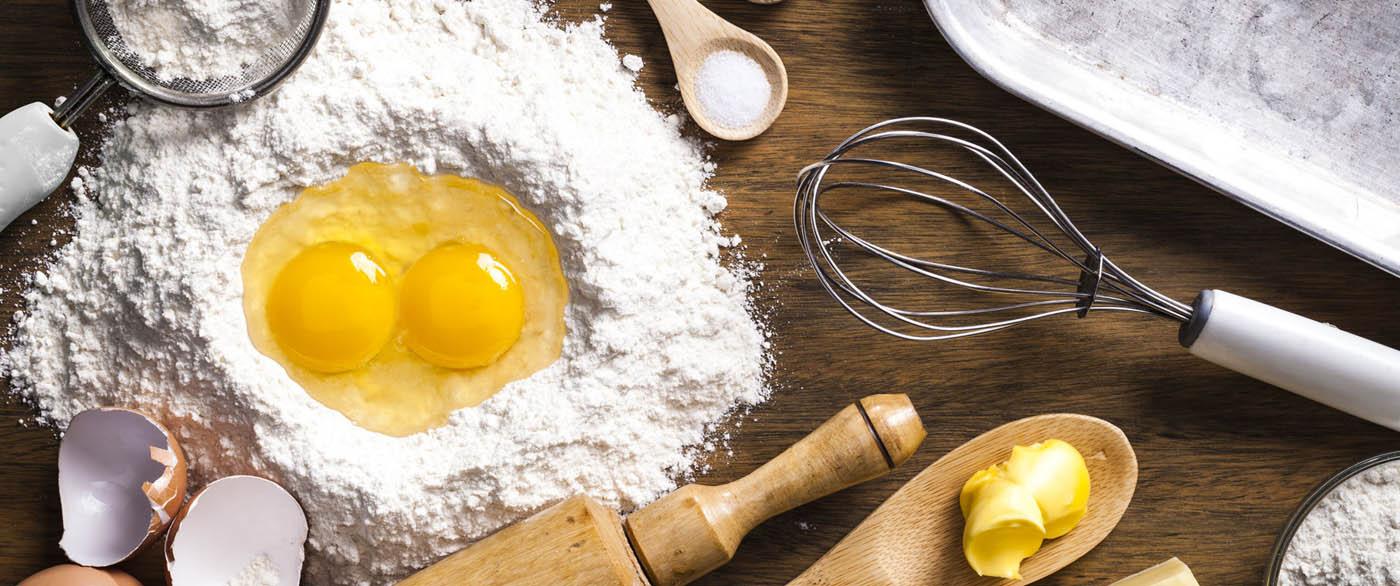 Es poden registrar les receptes de cuina?